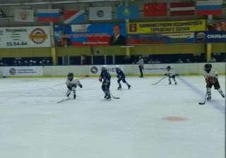 Турнир по хоккею с шайбой памяти Бориса Войтика прошел в Уссурийске