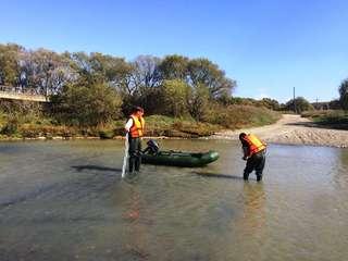 Русла рек обследуют в Уссурийском городском округе