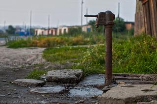 Современные морозоустойчивые водоразборные колонки устанавливают в Уссурийске