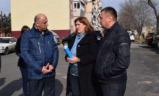 С рабочим визитом Уссурийск посетил депутат Государственной Думы Сергей Сопчук