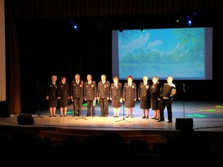 Уссурийский хор