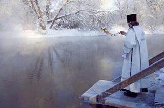 Жителей и гостей Уссурийска приглашают на крещенские купания
