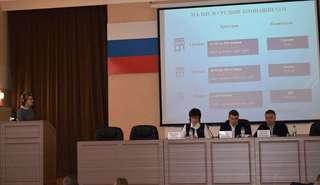 В администрации Уссурийского городского округа обсудили вопросы развития бизнеса