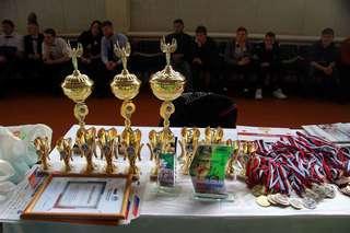 Уссурийские спортсмены отличились на Чемпионате и в первенстве Приморского края по кикбоксингу