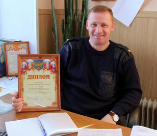 Инспектор ПДН транспортной полиции из Уссурийска – лучший среди дальневосточных коллег