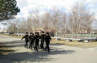 Ледовую арену и современный бассейн построят в Уссурийском суворовском училище