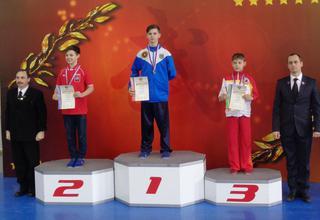 Уссурийские спортсмены завоевали золотые медали на Чемпионате и первенстве России по ушу