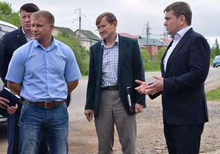Два дня на ликвидацию мусора дал своим подчиненным глава администрации УГО