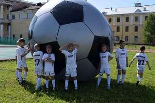 В Уссурийске в турнире по футболу на кубок главы администрации примут участие 800 человек