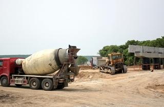 Примавтодор ускорил работы по строительству моста в селе Кроуновка