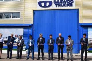 Новый сервисный центр по обслуживанию и ремонту спецтехники открылся в УГО