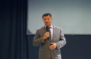 Андрей Тарасенко обсудил с жителями Уссурийска проблемы развития округа