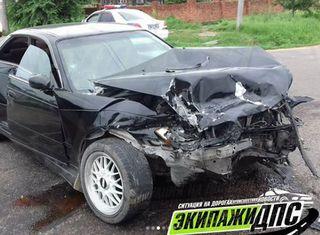 Жёсткое ДТП с грузовиком произошло в Уссурийске
