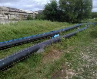 В Уссурийске продолжается строительство газопровода