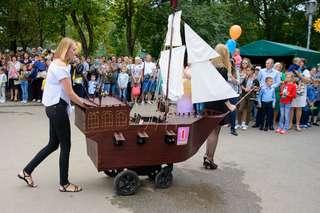 Ежегодный «Парад колясок» пройдет в День города