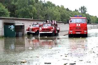 В Уссурийском городском округе продолжаются аварийно- восстановительные работы