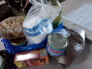 Жители Уссурийска получили благотворительную помощь, собранную неравнодушными гражданами