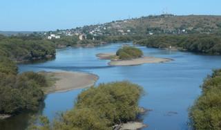 Обильные осадки вызвали незначительный подъем уровня рек
