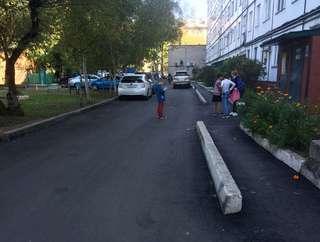 Ремонт дворов продолжается в Уссурийске