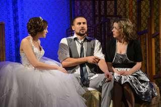 «Парад премьер» задает ритм новому сезону в театре драмы им. В.Ф. Комиссаржевской