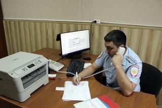 Участковый уполномоченный из Уссурийска Антон Лев претендует на звание «Народный участковый»