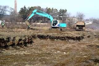 Новый ледовый дворец начали строить в Уссурийске
