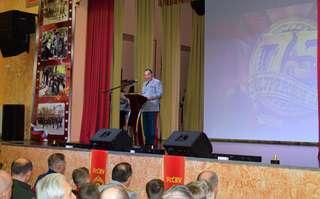 Легендарное Уссурийское суворовское военное училище отметило 75-летие