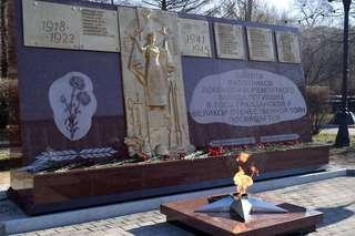 В Уссурийске после реставрации открыли мемориал памяти
