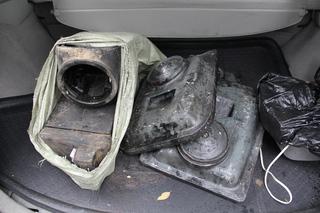 В Уссурийске мужчина похитил детали тепловоза