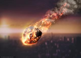 На Дальнем Востоке предположительно упал гигантский метеорит