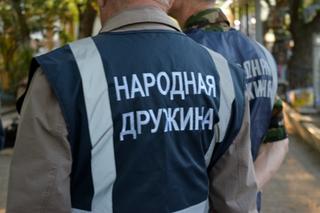 Полицейские и дружинники проводят рейдовые мероприятия в местах уличной торговли Уссурийска