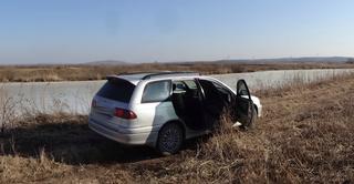 Житель Уссурийска угнал иномарку, чтобы развлечь девушку
