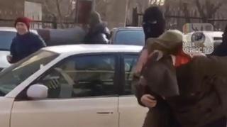 В Уссурийске неизвестные в масках похитили мужчину