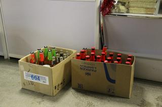 Полиция изъяла 53 литра нелегального алкоголя из торгового павильона в Уссурийске