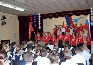 Месячник военно-патриотического воспитания стартовал в Уссурийске