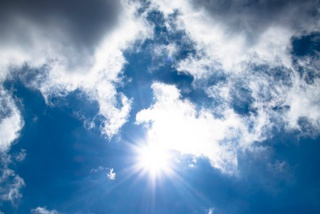 В ближайшие выходные уссурийцы смогут насладиться теплыми днями
