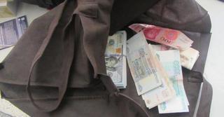 Незаконный вывоз валюты  почти на 700 тысяч рублей предотвращён уссурийскими таможенниками