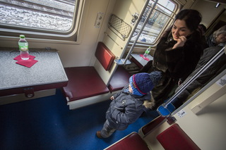Бесплатный Wi-Fi раздают на железной дороге Приморья