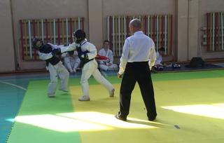 Соревнования на Кубок Приморского края по Кобудо состоялись в Уссурийске