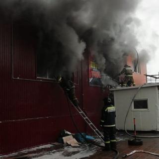 Девушка рассказала о страшном пожаре в Уссурийске