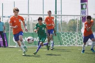 Уссурийские футболисты примут участие в региональном этапе XV Открытых всероссийских соревнований