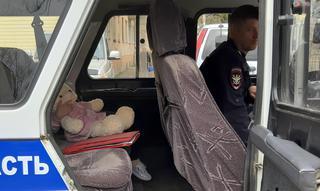 В Уссурийске на ж/д вокзале задержали пьяную мать с маленьким ребенком