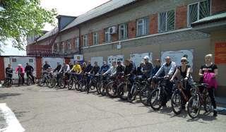 Всероссийская акция «На работу на велосипеде» прошла Уссурийске