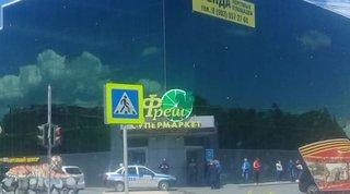 В Уссурийске эвакуируют посетителей нескольких торговых центров