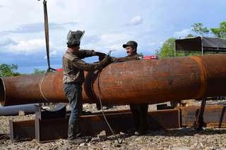 Масштабная реконструкция тепловых сетей проходит в Уссурийске