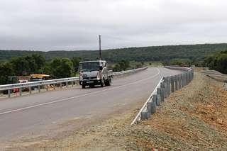 Дорога до Кроуновки будет отремонтирована до конца июля