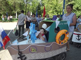 «Парад колясок» пройдет по центральной площади Уссурийска