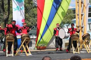 Корейский праздник Чусок отметили в Уссурийске