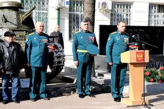 Сегодня 5-я Краснознамённая общевойсковая армия отмечает свою годовщину