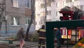 Вспыхнувшая зарядка телефона спалила квартиру в Уссурийске